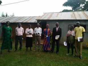 Eldoret Pastors and Spouses at Seminar
