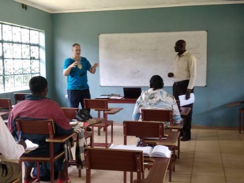 Thom teaching