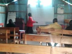 Dr. Savala Teaching