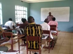 Andrew Teaching