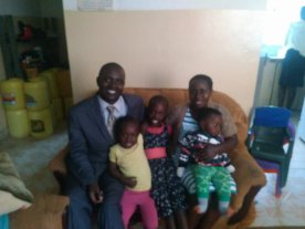 Pastor Ellie and Family