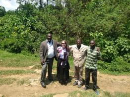 Pastor Martin, Sherry, Vincent