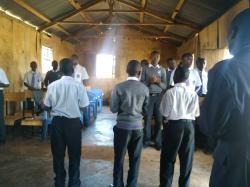 Dr. Buconyori FMC Boy's High School1