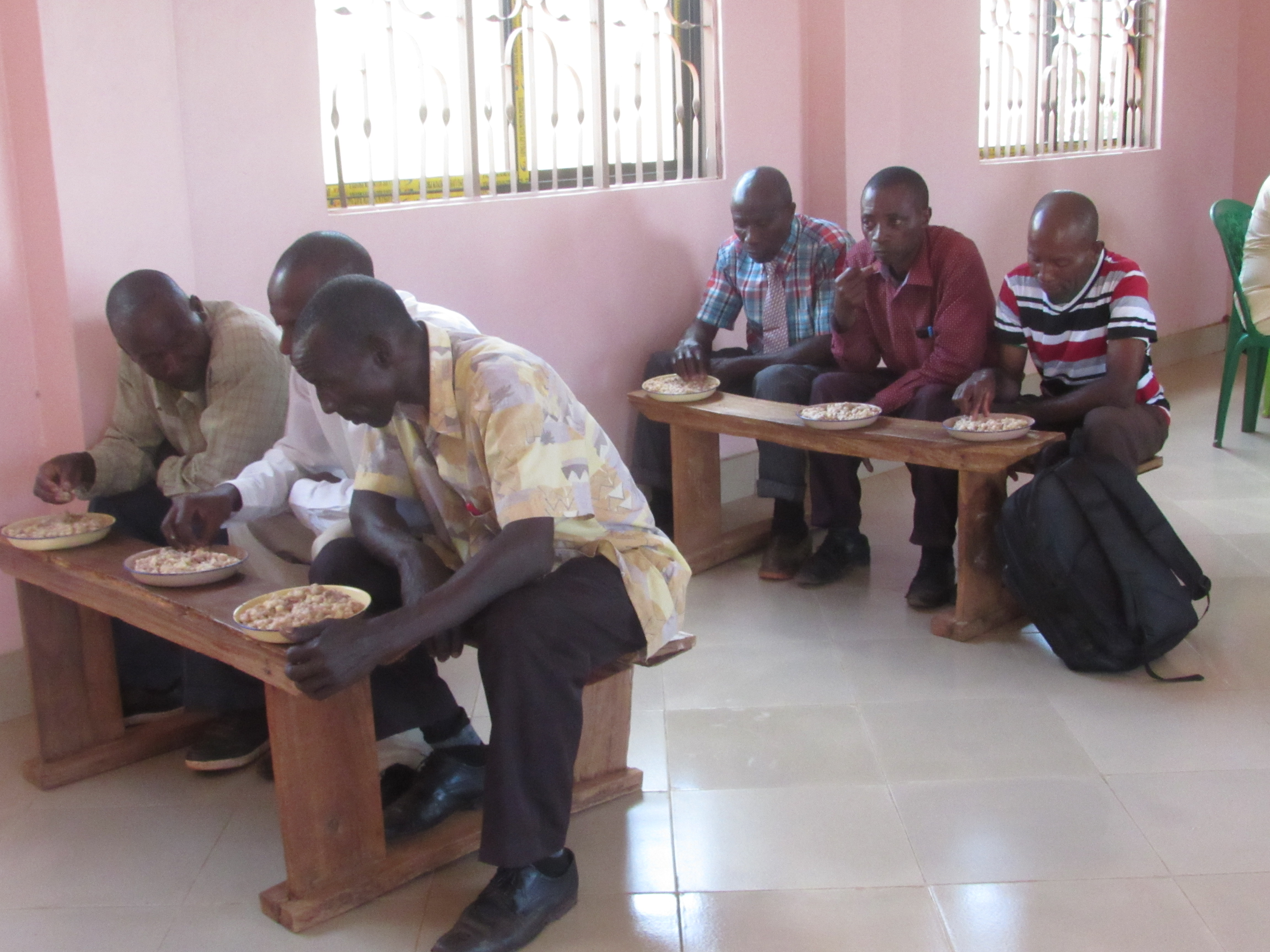 Evart Bible College – God's Mission – Africa